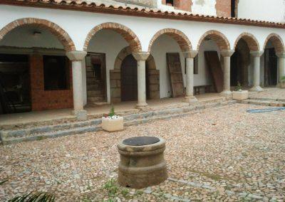 Convento de Pedroche (Córdoba) - Patio